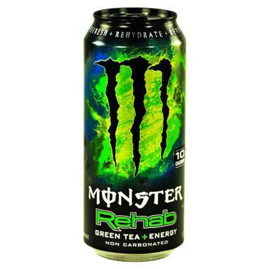 Monster Rehab Green Tea + Energy (15.5 oz., 24 pk.)