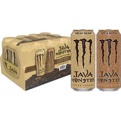 Monster Java Variety Pack , 15 oz. (12 pk.)