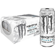 Monster Zero Ultra (16 oz. cans, 24 pk.)