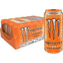 Monster Ultra Sunrise (16 oz. cans, 24 ct.)