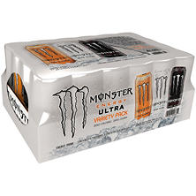 Monster Energy Ultra Variety Pack (16 oz. cans, 24 ct.)