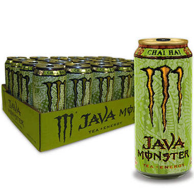 Java Monster Chai Hai - 24/15oz