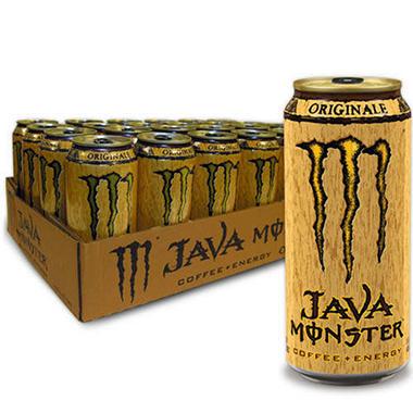Java Monster Originale - 24/15oz