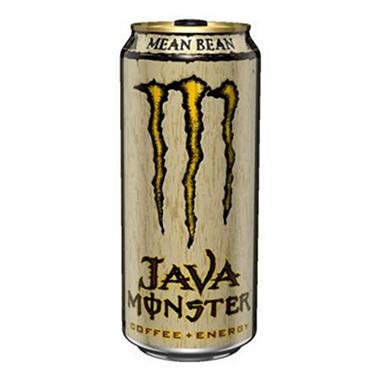 Java Monster Mean Bean (15 oz., 12 pk.)