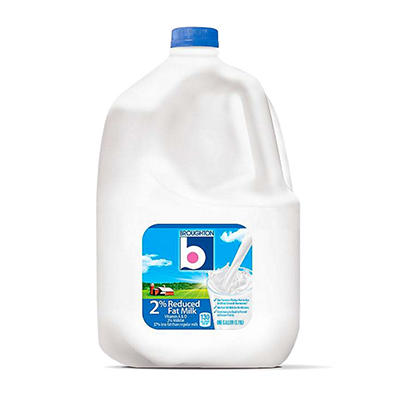 2% Milk - 1 gallon