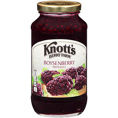 Knott's Berry Farm Boysenberry Preserve (32 oz.)
