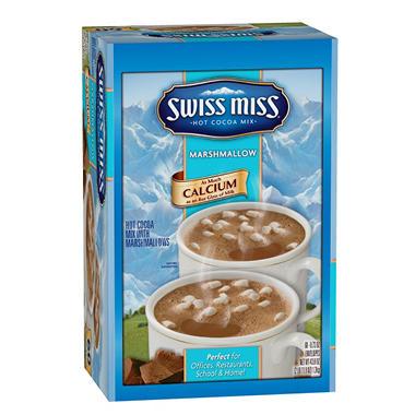 Swiss Miss® Hot Cocoa Mix w/ Mini Marshmallows, 60 PKT.