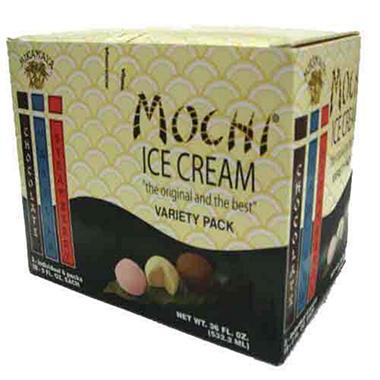 Mikawaya Mochi® Ice Cream Variety - 18/2 oz. ct.