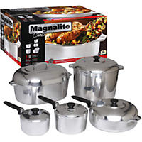 Magnalite® Classic 11 pc. Cast-Aluminum Cookware Set