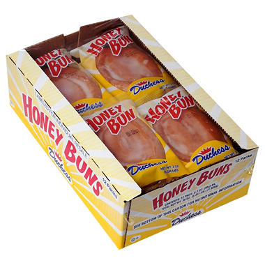 Duchess� Honey Buns - 12 ct.