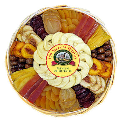 Dried Fruit Gift Basket - 55 oz.
