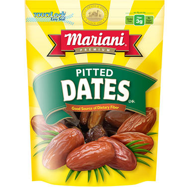 Mariani Pitted Dates - 40 ounce