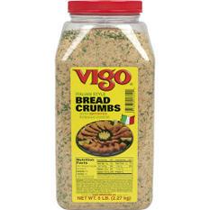 Vigo Italian Bread Crumbs - 5 lb.