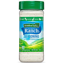 Hidden Valley Original Ranch Ranch Seasoning Mix (16 oz. Canister)