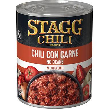 Stagg® Chili Con Carne - 108 oz.