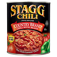 Stagg Country Brand Chili with Beans (108 oz. can)