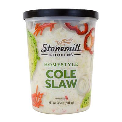 Stonemill Kitchen Coleslaw (4.5 lbs.)