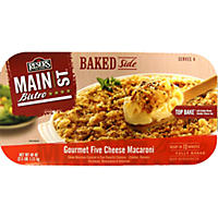 Reser's Main St. Bistro Gourmet Five Cheese Macaroni - 2.5 lbs