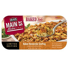 Main St. Bistro Baked Homestyle Stuffing (2.5 lb.)