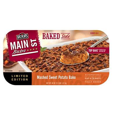Main St. Bistro Mashed Sweet Potato Bake (2.5 lb.)