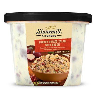 Stonemill Kitchen Loaded Potato Salad with Bacon - 3 lbs.
