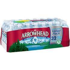 Arrowhead Mountain Spring Water (32 c.t/0.5L)