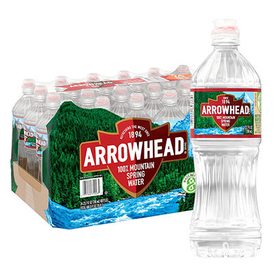 Arrowhead® Mountain Spring Water - 24/700mL