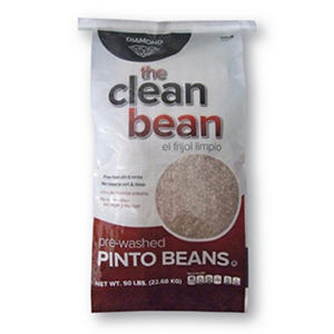 Diamond Pre-Washed Pinto Beans - 50 lb. bag