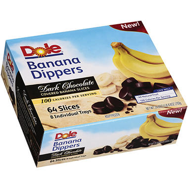 Image result for Dole Banana Dipper in Dark Chocolate