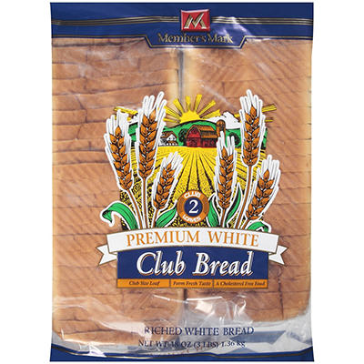 Member's Mark® Club Bread Regular - 48 oz.