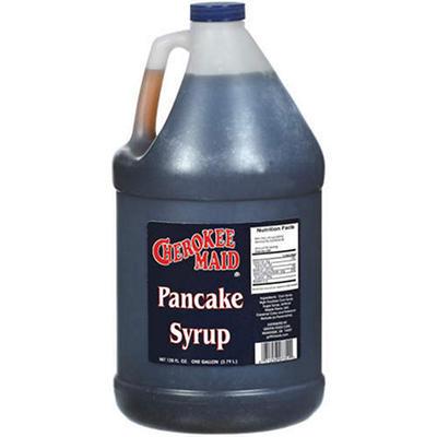 Cherokee Maid Pancake Syrup - 1gal