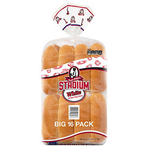 Aunt Millie's Hot Dog Buns - 16 ct.
