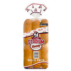 Aunt Millie's Honey Hot Dog Buns 12 ct.