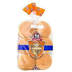 Aunt Millie's Honey Hamburger Buns (12 ct.)