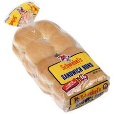 Schwebel's Sandwich Buns - 16 ct.
