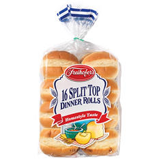Freihofer's® Split Top Dinner Rolls - 16 ct.