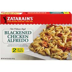Zatarain's Blackened Chicken Alfredo (32 oz., 2 pk.)