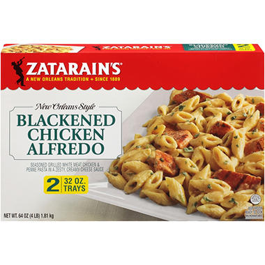 Zatarain's Blackened Chicken Alfredo (64 oz.)
