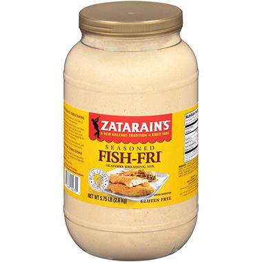 Zatarain's® Seasoned Fish-Fri® - 5.75 lbs.