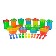TOMY Take & Toss Variety Bag (28 pcs.)