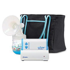 The First Years Breastflow miPump Single Breast Pump
