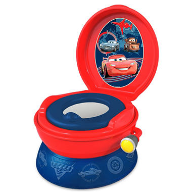 Disney Cars, Rev & Go Potty System