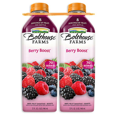 Bolthouse Farms Berry Boost - 32 oz - 2 pk.