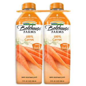 Bolthouse Farms Carrot Juice - 2 / 32 oz.