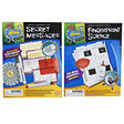 Fingerprint Kit/Secret Messages Science Kit Combo Pack