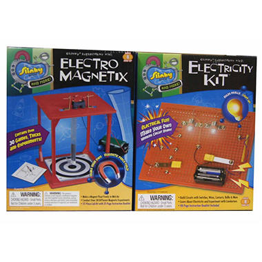 Electro-Magnetix Kit / Electricity Kit Combo Pack