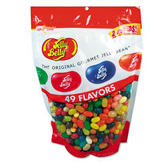 Jelly Belly Candy - 49 Assorted Flavors - 2 lbs.