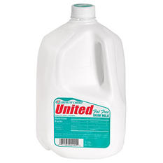 United Dairy Skim Milk  (1 gallon)