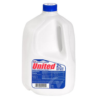 United Dairy Whole Milk - 1 gal.