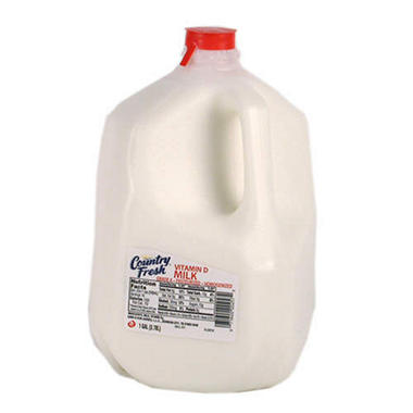 Country Fresh Vitamin D Milk - 1 gallon jug